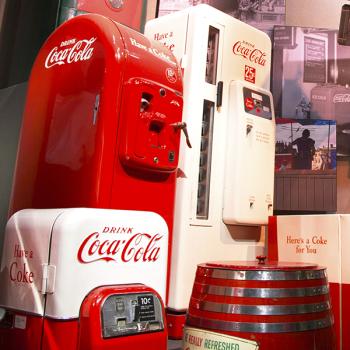 coke-memoribilia